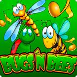 Гаминатор - Bugs and Bees играть на игровой автомат реально