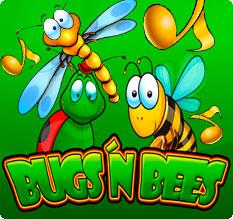 Гаминатор - Bugs and Bees играть во игровой автоматическое устройство реально