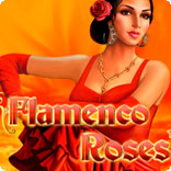 Gaminator онлайн беззлатно играть во Flamenco Roses