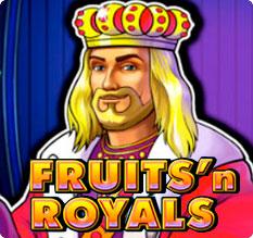 Игровой механизм Fruits n Royals с производителя Novomatic