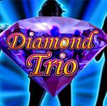 Играть бескорыстно во игровой автомат Diamond Trio онлайн