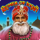 Играть во онлайн игровой агрегат Riches of India (Принцесса Индии)