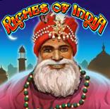 Играть на онлайн игровой машина Riches of India (Принцесса Индии)