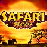 Онлай страстный слот Safari Heat - играть бесплатно
