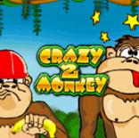 Игровой автомат Crazy Monkey 0 (Обезьянки 0) бескорыстно через Игрсософт