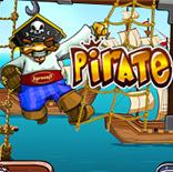 Pirate (Пират) - свободный онлайн игровой автомат с Igrosoft