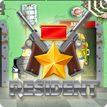 Игровой аппарат Resident (Сейфы) онлайн ото Igrosoft бесплатно