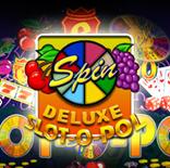 Онлайн автомат Slot-o-Pol Deluxe (Ешки Делюкс) на иноземный счёт с Мега Джек